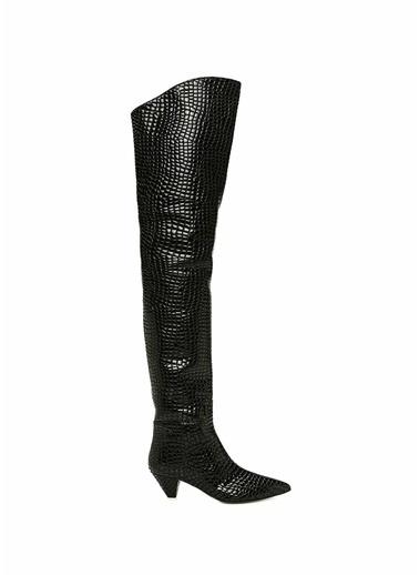 Attico Çizme Siyah